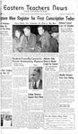 Daily Eastern News: October 16, 1940 by Eastern Illinois University