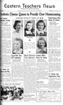 Daily Eastern News: October 30, 1940