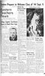 Daily Eastern News: September 03, 1940 by Eastern Illinois University