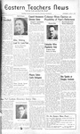 Daily Eastern News: April 09, 1941 by Eastern Illinois University