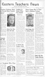 Daily Eastern News: April 30, 1941 by Eastern Illinois University