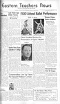 Daily Eastern News: February 05, 1941 by Eastern Illinois University