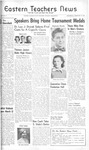 Daily Eastern News: February 19, 1941 by Eastern Illinois University
