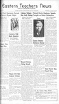 Daily Eastern News: January 15, 1941 by Eastern Illinois University