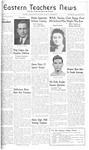 Daily Eastern News: January 22, 1941 by Eastern Illinois University