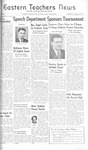 Daily Eastern News: January 29, 1941 by Eastern Illinois University