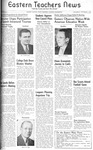 Daily Eastern News: November 05, 1941 by Eastern Illinois University