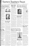 Daily Eastern News: November 12, 1941 by Eastern Illinois University