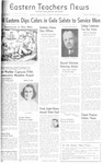 Daily Eastern News: October 17, 1941 by Eastern Illinois University