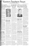 Daily Eastern News: February 25, 1942 by Eastern Illinois University