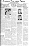 Daily Eastern News: January 14, 1942 by Eastern Illinois University