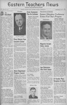 Daily Eastern News: July 01, 1942 by Eastern Illinois University