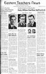 Daily Eastern News: May 06, 1942 by Eastern Illinois University