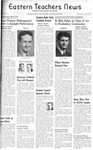 Daily Eastern News: May 20, 1942 by Eastern Illinois University