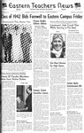 Daily Eastern News: May 28, 1942