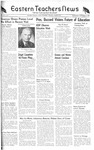 Daily Eastern News: November 17, 1943 by Eastern Illinois University