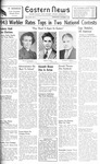 Daily Eastern News: October 06, 1943 by Eastern Illinois University