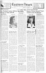 Daily Eastern News: September 22, 1943 by Eastern Illinois University