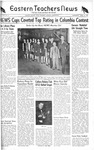 Daily Eastern News: April 19, 1944 by Eastern Illinois University