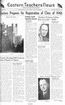Daily Eastern News: August 16, 1944 by Eastern Illinois University