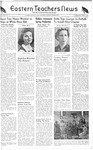 Daily Eastern News: May 03, 1944 by Eastern Illinois University