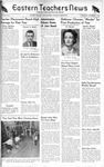 Daily Eastern News: November 08, 1944 by Eastern Illinois University