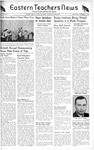 Daily Eastern News: October 25, 1944 by Eastern Illinois University