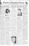 Daily Eastern News: April 25, 1945 by Eastern Illinois University