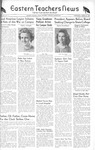 Daily Eastern News: March 28, 1945 by Eastern Illinois University