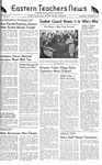 Daily Eastern News: November 14, 1945 by Eastern Illinois University