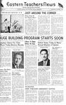 Daily Eastern News: October 03, 1945 by Eastern Illinois University