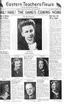 Daily Eastern News: October 19, 1945 by Eastern Illinois University
