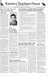 Daily Eastern News: February 13, 1946 by Eastern Illinois University