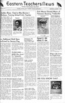 Daily Eastern News: January 16, 1946 by Eastern Illinois University