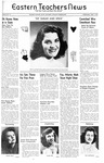 Daily Eastern News: May 07, 1946 by Eastern Illinois University