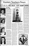 Daily Eastern News: October 24, 1946 by Eastern Illinois University