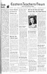 Daily Eastern News: April 02, 1947 by Eastern Illinois University