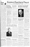 Daily Eastern News: April 30, 1947 by Eastern Illinois University