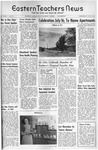 Daily Eastern News: July 09, 1947 by Eastern Illinois University