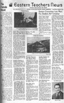 Daily Eastern News: March 19, 1947 by Eastern Illinois University