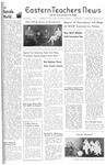 Daily Eastern News: March 26, 1947 by Eastern Illinois University