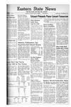 Daily Eastern News: November 05, 1947 by Eastern Illinois University