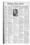 Daily Eastern News: November 19, 1947 by Eastern Illinois University