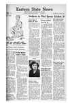 Daily Eastern News: October 08, 1947 by Eastern Illinois University
