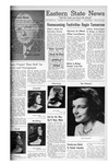 Daily Eastern News: October 22, 1947 by Eastern Illinois University