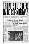 Daily Eastern News: November 17, 1948 by Eastern Illinois University