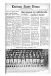 Daily Eastern News: November 24, 1948 by Eastern Illinois University
