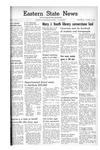 Daily Eastern News: October 27, 1948 by Eastern Illinois University