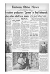 Daily Eastern News: February 09, 1949 by Eastern Illinois University