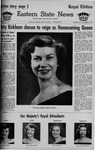 Daily Eastern News: November 02, 1949 by Eastern Illinois University